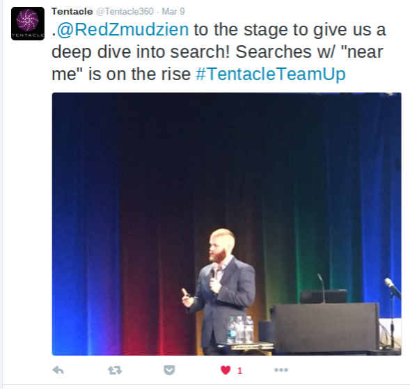 Red Zmudzien - Tentacle Tweet