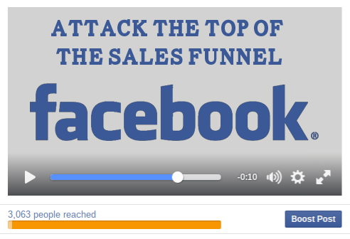 attackthetopofthesalesfunnel